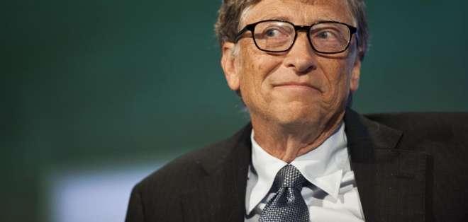 """""""La epidemia del ébola fue un llamado de alerta para que estemos listos"""", dijo Gates."""