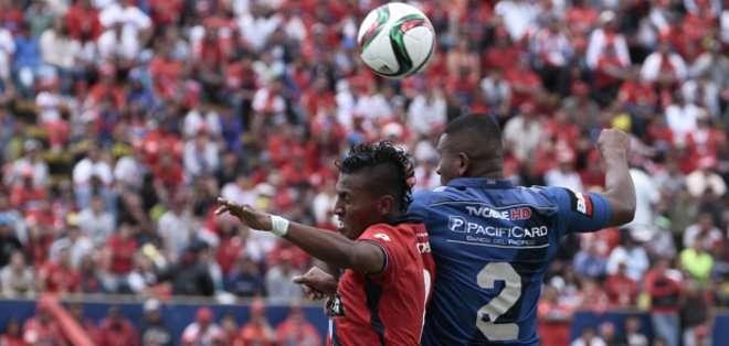 El Atahualpa fue el estadio con mayor número de hinchas.