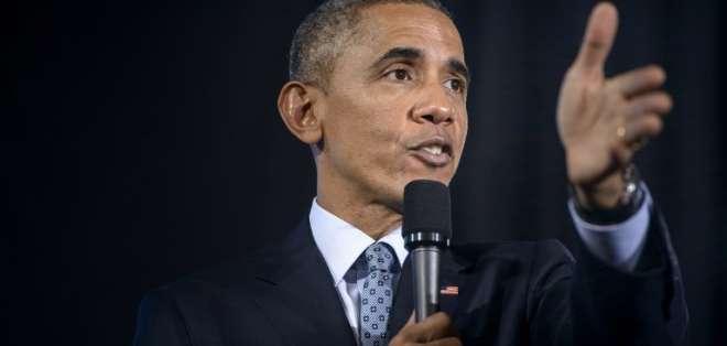 Barack Obama hizo estas declaraciones durante una visita a Cleveland