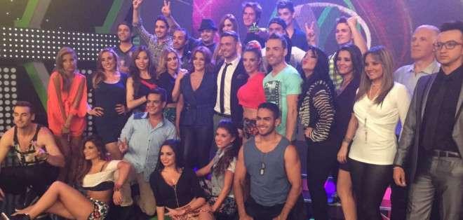 Bajo la conducción de Agustín Belforte y con la participación de 12 bailarines y 12 cantantes, este programa será el escenario perfecto para ver derroche de talento.