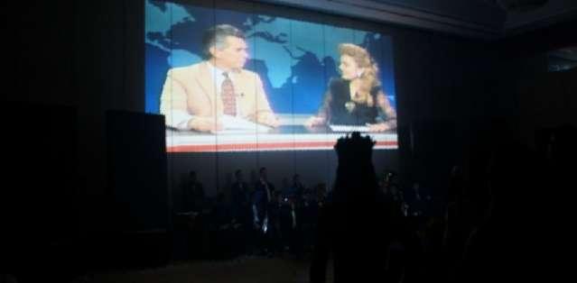 En el segundo día de la Asamblea se destacó la cooperación entre los canales. Foto: Ecuavisa
