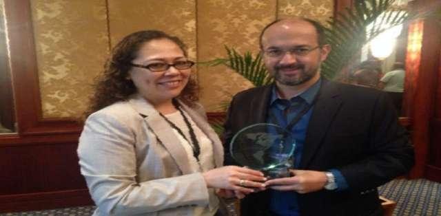 ECUADOR, Guayaquil.- La idea de entregar este premio surgió por la necesidad de reconocer el apoyo de los coordinadores. Foto: Ecuavisa
