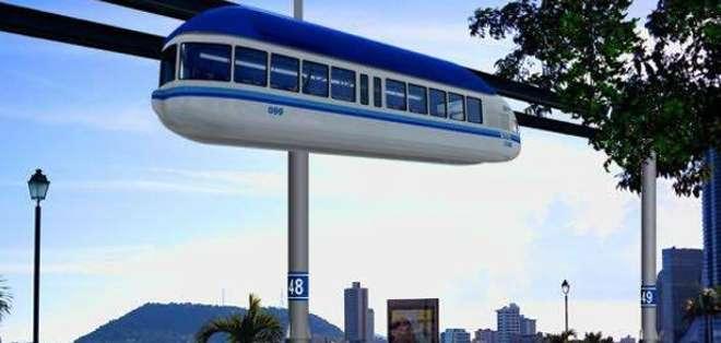 Nebot indicó que, tras una prórroga, recibirá los estudios definitivos del aerobus hasta la primera semana de mayo.