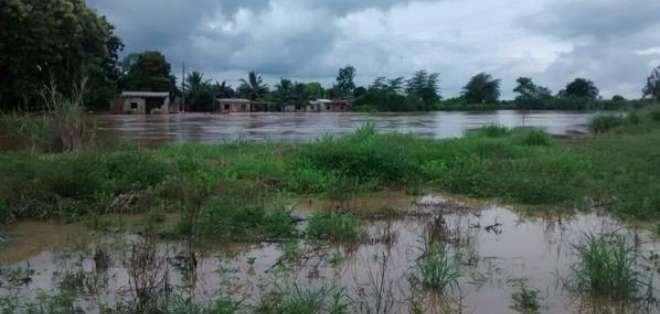 Las lluvias han dejado deslaves, cierre de vías, comunidades incomunicadas, heridos y muertos. Foto: Gestión de Riesgos