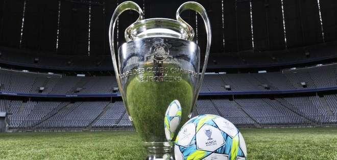 El trofeo de la Liga de Campeones, la 'Orejona' (Foto: Internet)