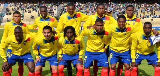 La selección ecuatoriana de fútbol viajó rumbo a Estados Unidos (Foto: API)