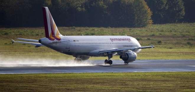 FRANCIA. Según unas fuentes de seguridad, se trata de un avión de la compañía Germanwings, filial de vuelos de bajo coste de la alemana Lufthansa. Fotos: EFE