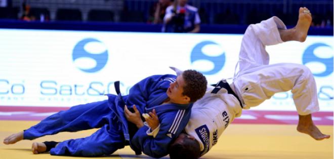 Selección ecuatoriana de Judo se alista para los Juegos Panamericanos y la Olimpiada.