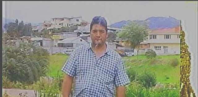 Manuel Castro de 45 años migró con destino a EE.UU. para darle a sus cuatro hijos y a su esposa una vida mejor.