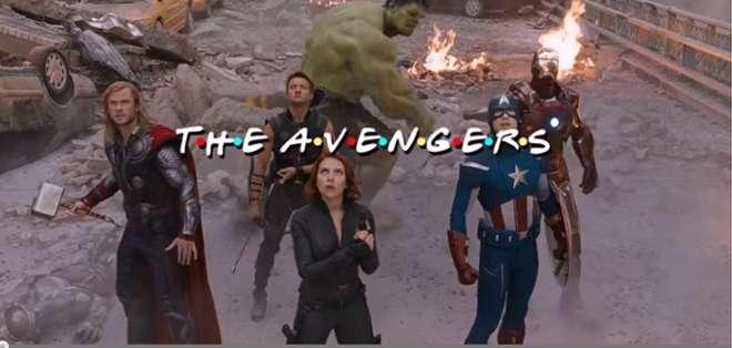 """A pocos meses del gran estreno de """"Los Vengadores: La Era de Ultron"""", un aficionado sacó este video."""