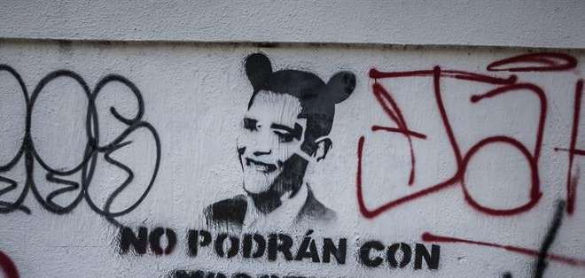 """VENEZUELA.- Obama declaró en """"emergencia nacional"""" a Estados Unidos el pasado 10 de marzo. Fotos: EFE"""