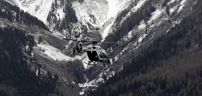 FRANCIA. Spohr hizo hincapié en que los dos pilotos tenían suficiente experiencia. Fotos: EFE