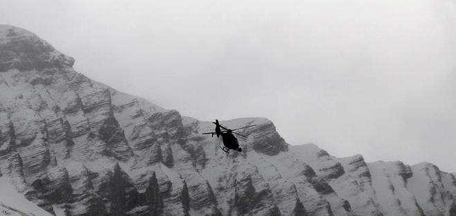 FRANCIA. Según las grabaciones de audio, uno de los pilotos del avión habría salido de la cabina. Foto: EFE