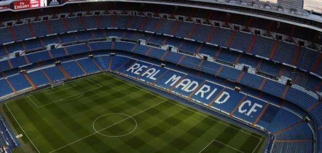 La directiva del Real Madrid se opuso a que se jugará en su estadio la final.