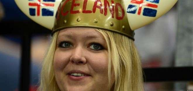 El trabajo se facilitó gracias a que Islandia tiene apenas 325.000 habitantes y casi todos descienden de vikingos.