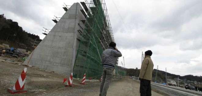 El muro estará compuesto por una serie de predes más pequeñas.