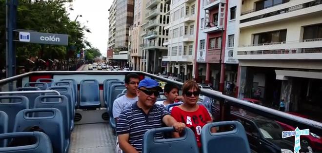 GUAYAQUIL, Ecuador. Una de las opciones más acertadas será recorrer la urbe en el 'Guayaquil Visión'.