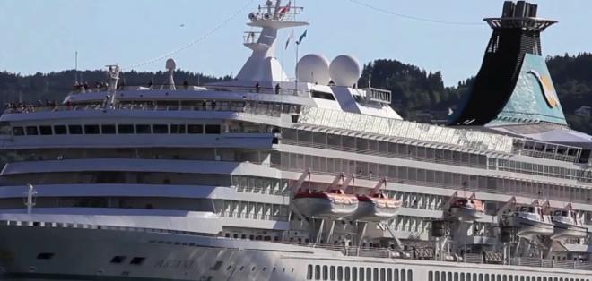 GUAYAQUIL, Ecuador. Se espera que en este 2015, lleguen cerca de 24 cruceros a Guayaquil.