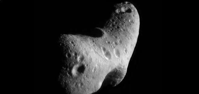 CIENCIA.- Se prevé que esta gran roca volverá a acercarse en 2033, sin que tampoco suponga una amenaza. Foto: Internet