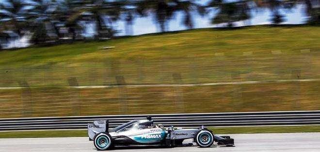 Hamilton busca este año un nuevo título en la F1 (Foto: EFE)