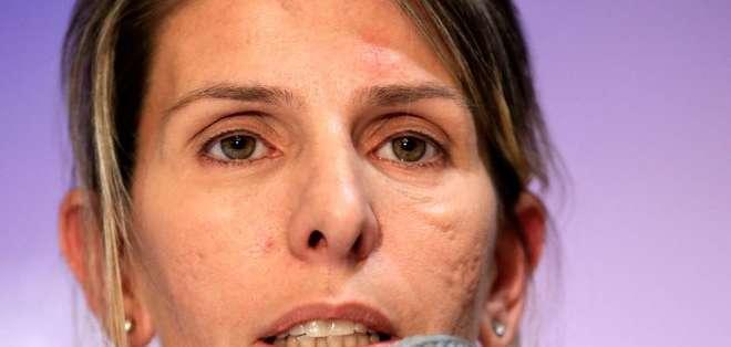 ARGENTINA.- Arroyo mantiene profundas diferencias con Fein, encargada de la investigación. Fotos: Web