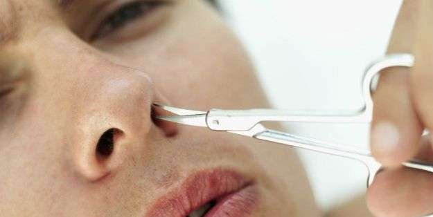 Los pelos de la nariz te pueden salvar de infecciones.