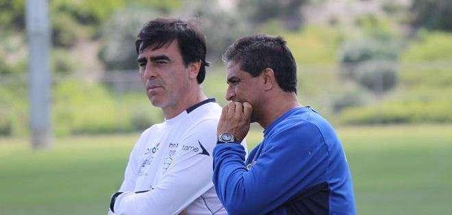 Quinteros debuta al mando de la selección.