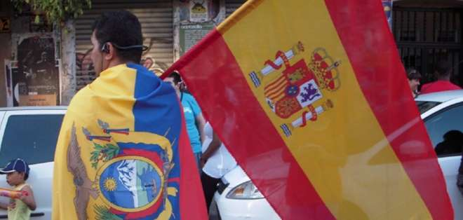 Más de 400.000 ecuatorianos residen en España y alrededor de la mitad tienen doble nacionalidad