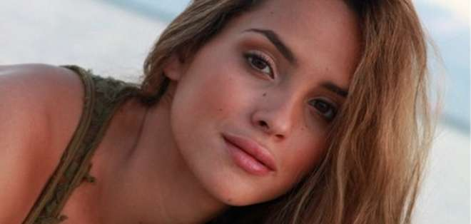 """Adria Arjona, modelo y actriz de 23 años, estará en la segunda temporada de """"True Detective""""."""