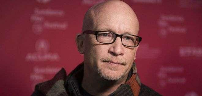 """El ganador del Oscar Alex Gibney es el director de """"Going Clear: Scientology and the Prison of Belief""""."""