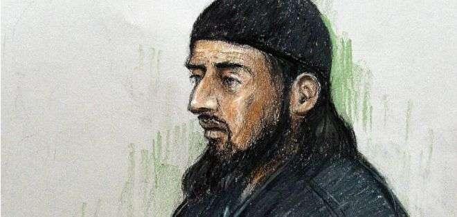 Haaron Aswat fue extraditado a EE.UU. en octubre de 2014.