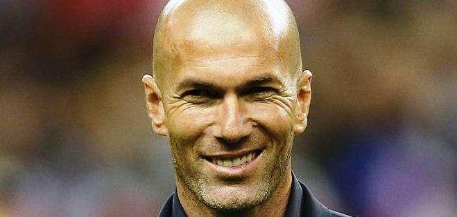Zinedine Zidane aceptó que quiere ser DT de Francia (Foto: EFE)