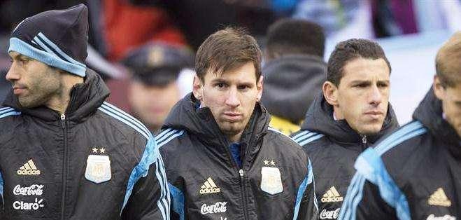 Lionel Messi, jugador argentino que estará en el partido ante Ecuador (Foto: EFE)