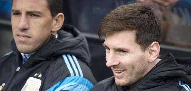 Messi pondrá a prueba a Ecuador (Foto: EFE)