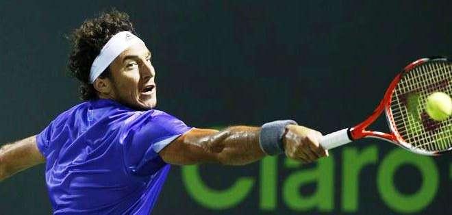 Mónaco, enfrentará al español que viene de eliminar a Rafael Nadal (Foto: EFE)