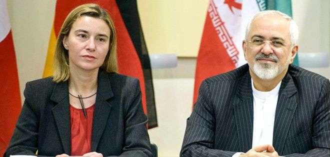 Los seis países están decididos a sacar adelante el acuerdo nuclear con Irán.
