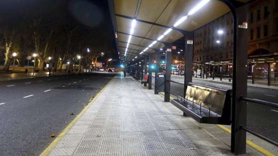 ARGENTINA.- El paro de 24 horas de transportistas y sindicatos opositores obedece a una reducción de impuestos. Fotos: redes sociales
