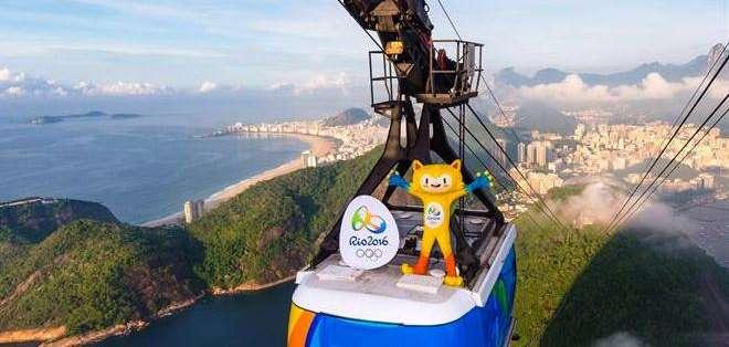 Los próximos Juegos Olímpicos se realizarán en Río de Janeiro, Brasil, en el 2016 (Foto: EFE)
