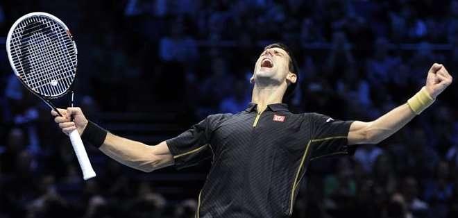 El número 1 del tenis no le ve mucho sentido al calendario. Foto: EFE.