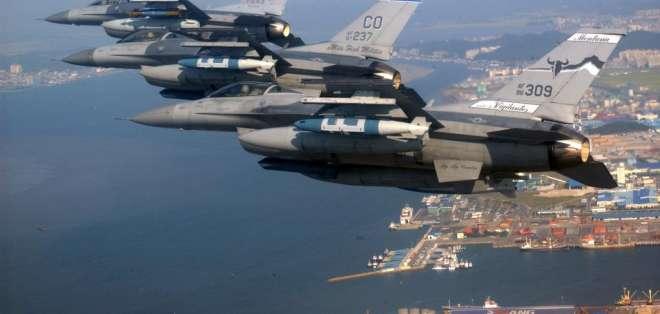 Egipto participa en la lucha contra el grupo terrorista Estado Islámico.
