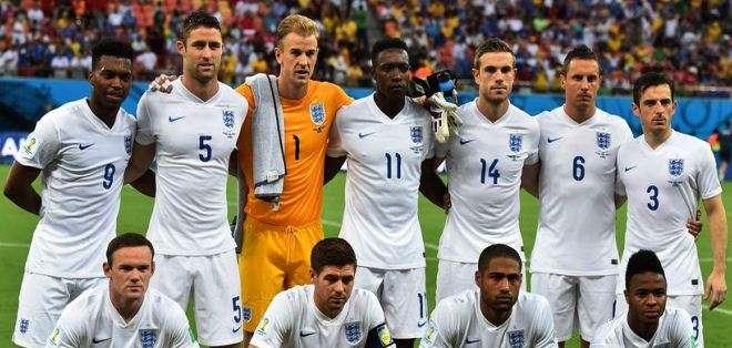 Los ingleses no estarán en la modalidad de fútbol en los Juegos de Río (Foto: Internet)