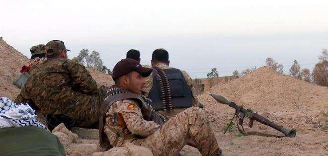 IRAK.- La célula y el EI coordinaban juntos la incorporación de combatientes voluntarios a las zonas de conflicto en Irak y Siria. Foto: EFE