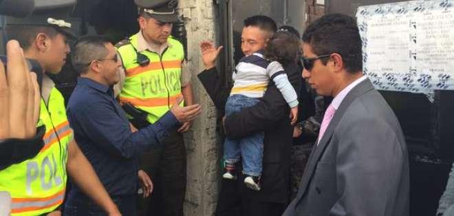 Vinicio Carvajal estuvo detenido durante un año y tres meses. Foto: Jacqueline Rodas