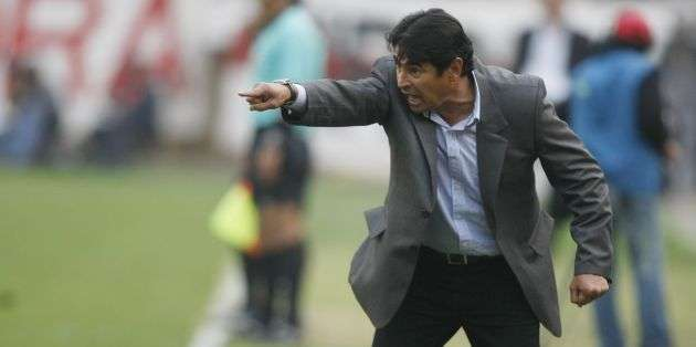 Chilavert fue suspendido por insultos al árbitro.