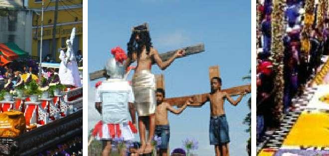 Conozca las tradiciones por Semana Santa en Perú, Chile, Colombia, Guatemala, México y Nicargüa. Foto: Archivos