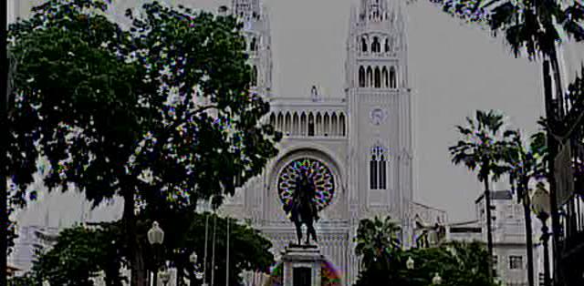 ECUADOR. Conozca cuatro iglesias de la Ruta de la Fe, en el Guayas. Foto: Ecuavisa