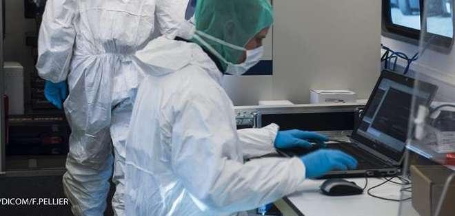 FRANCIA.- El siguiente paso es comparar muestras de ADN con las proporcionadas por los familiares. Foto: EFE