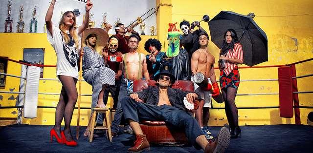 """PUERTO RICO.- El músico descubrió a la banda por casualidad y considera que la agrupación es """"superespecial"""".  Fotos: Web"""