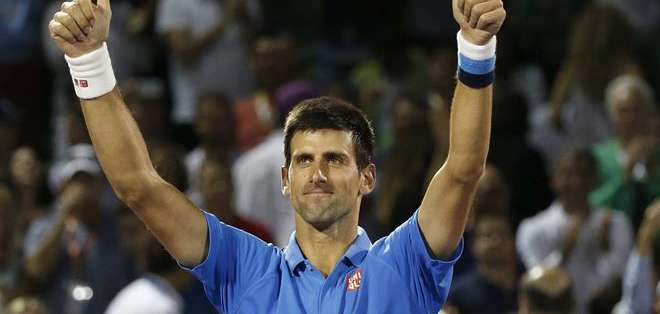 EE.UU.- El campeón en Miami en 2007, 2011, 2012 y 2014 ha ganado a Murray en 17 de sus 25 enfrentamientos. Foto: EFE