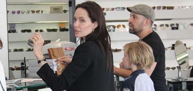 EE.UU.- La famosa actriz se sometió recientemente a una intervención para extirpar un pequeño tumor. Fotos Infobae Web.